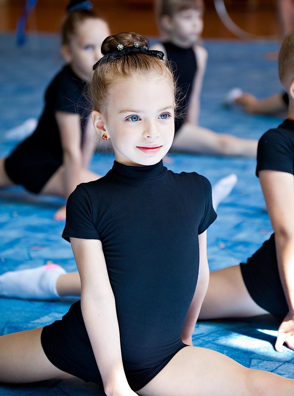 Фото маленькие гимнастки девочки 25 фотография